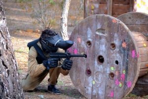 Paintball en Cuenca 2