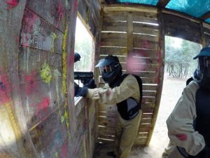 Paintball en Cuenca 1