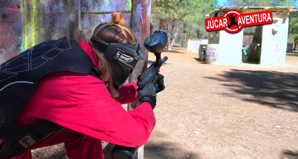 campo de paintball Cuenca
