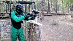 Paintball cerca de Madrid